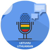 Lithuanian Voicepad - Speech to Text icon