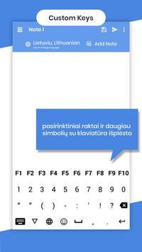 Lithuanian Voicepad - Speech to Text screenshot 2