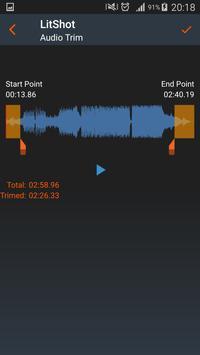 litShot Free Video Editor Blur Effect No Watermark for