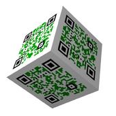 Reader QR codes and Bar Codes icon