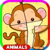 ikon Anak-anak 2 tahun puzzle pets