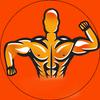 Home Workout & Bodybuilding Plan icon