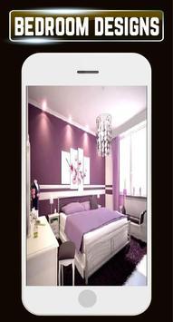 DIY Home Bedroom Decoration Ideas Gallery Designs screenshot 2
