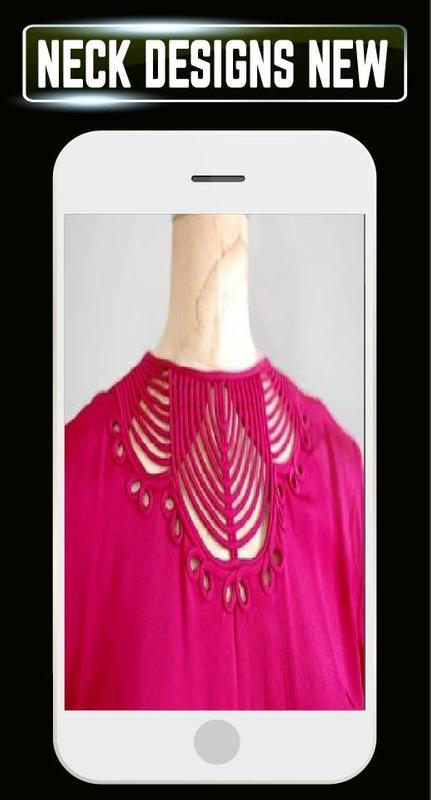 android 用の latest neck catlog kurti collar designs girls idea apk