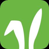 Little Green Rabbit icon
