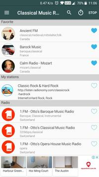 Classical Music Radio screenshot 5