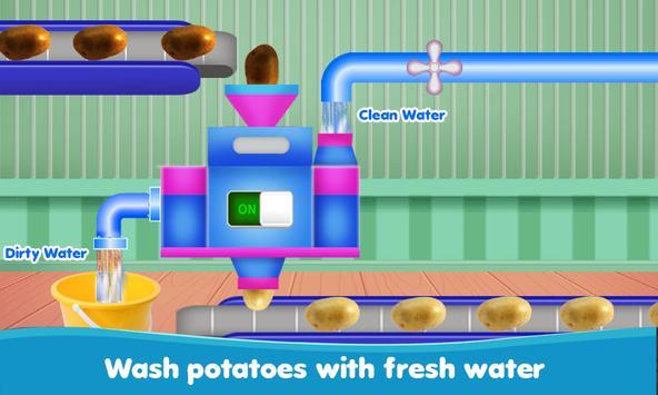 Potato chips factory – Restaurant kitchen chef screenshot 3