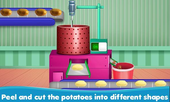 Potato chips factory – Restaurant kitchen chef screenshot 4