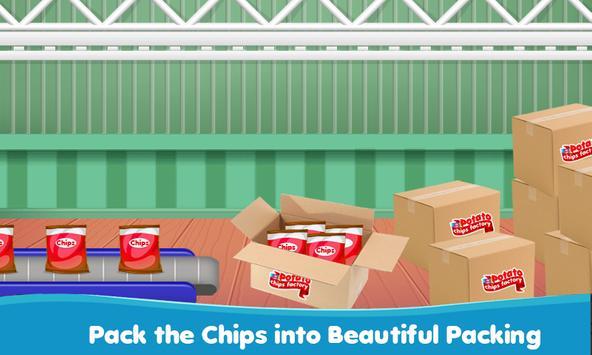 Potato chips factory – Restaurant kitchen chef screenshot 6