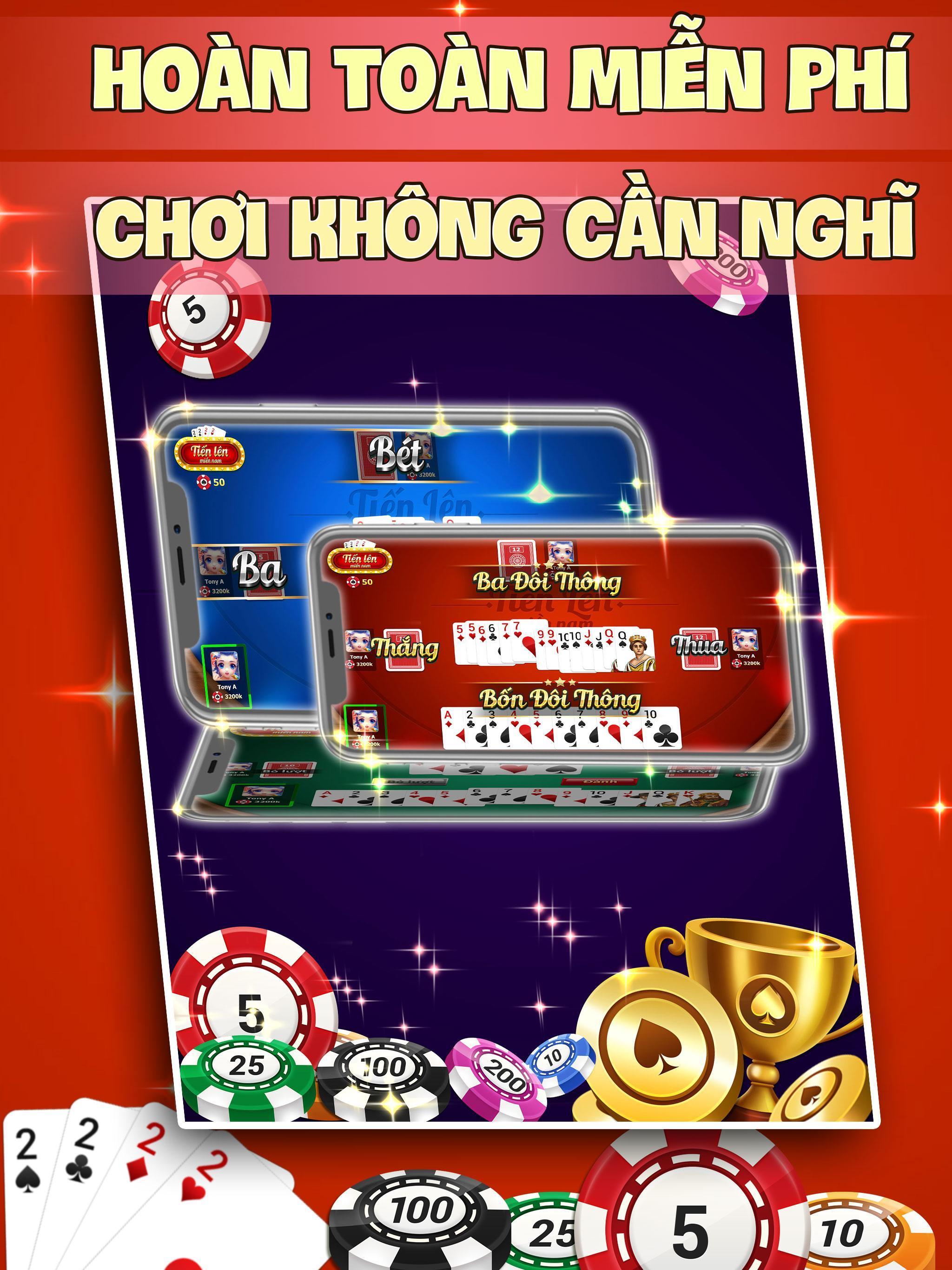 Tiến Len Tien Len Tien Len Mien Nam Offline For Android Apk Download
