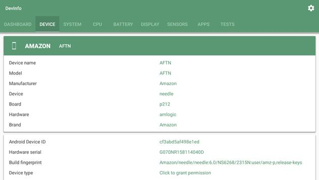 Device Info - One Application, All Information. screenshot 11