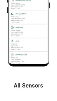 Device Info - One Application, All Information. screenshot 3