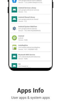 Device Info - One Application, All Information. screenshot 5