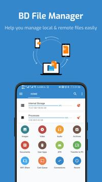 BD File Manager poster