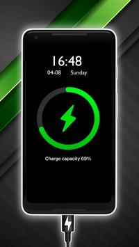 Live Charging Animation poster