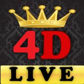 4D King Live 4D Results ikon