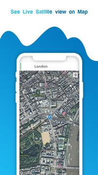 Live GPS Satellite View Maps & Voice Navigation screenshot 2
