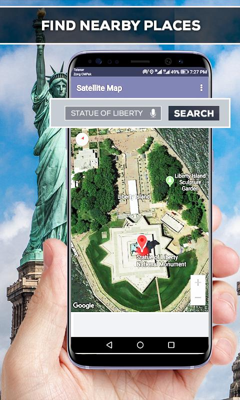 Live Gps Satellite View Maps Travel Navigation For Android Apk