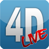 Live 4D Zeichen
