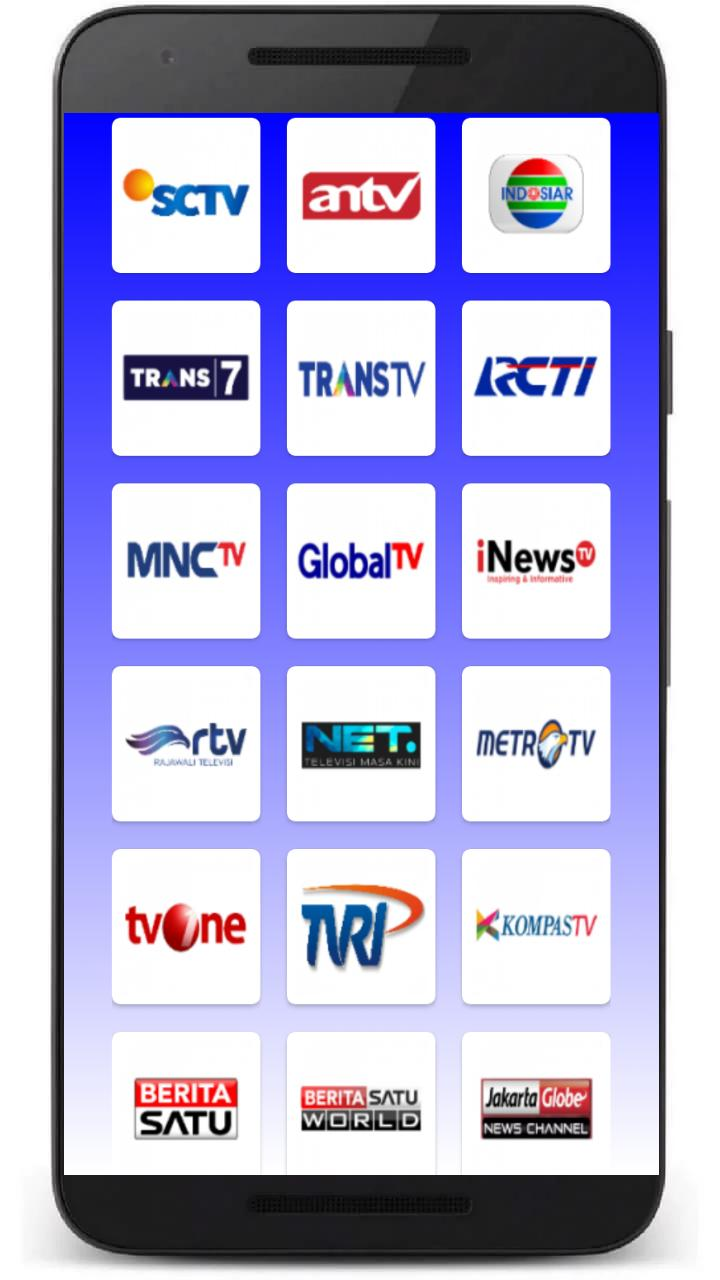 Tv Indonesia Live Streaming Hd For Android Apk Download