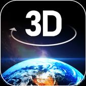 3D Wallpaper Parallax 2020 – Best 4K&HD wallpaper أيقونة