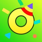 Ola Party ícone