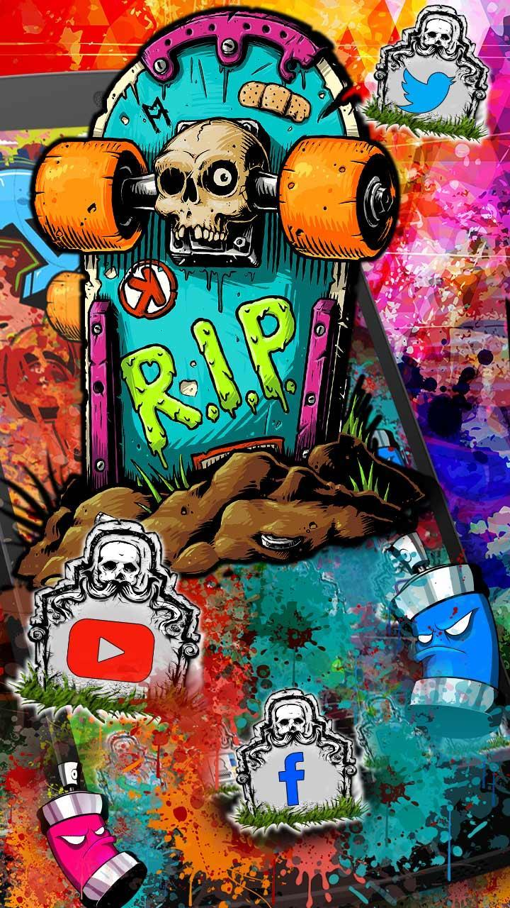 Graffiti Skate For Android APK Download