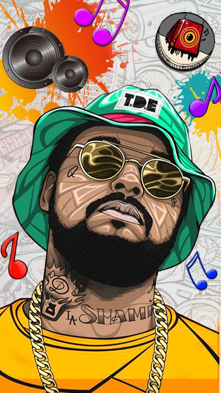 Hip Hop Music Theme Live Wallpaper For Android Apk Download