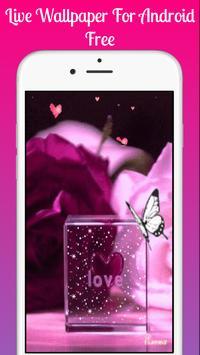 Pink glitter Live Wallpaper 2019 Pink glitter LWP screenshot 3