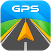 GPS, Maps Driving Directions, GPS Navigation icon