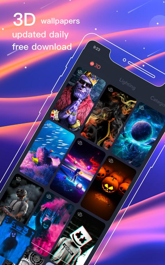 3d Video Amazing Live Wallpaper Hd 4k For Android Apk