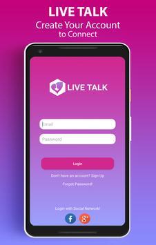 Live Talk screenshot 3