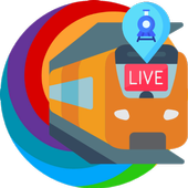 Live Train GL Maps icon