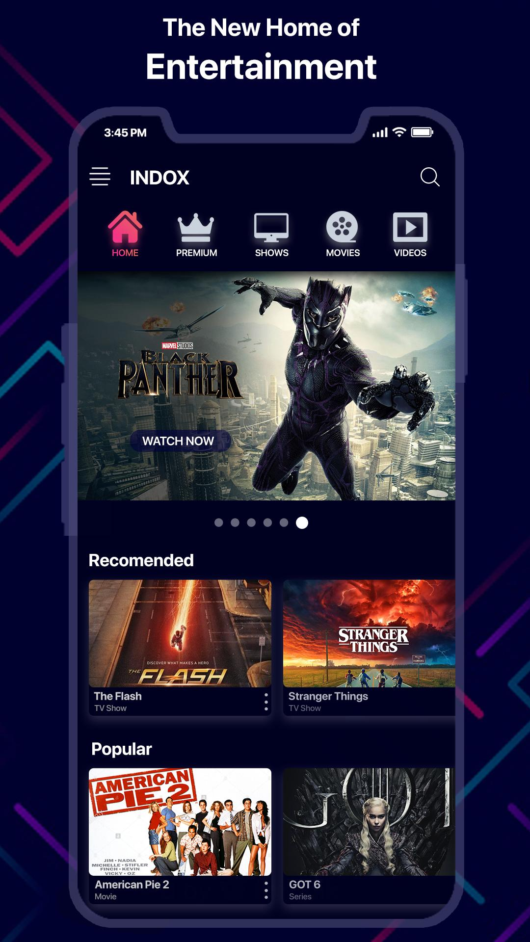 Tv indo live + radio online for android apk download.