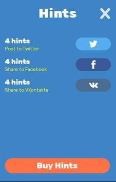 Find Words Game - Find Fruits & Vegetables Name screenshot 3