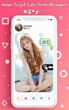 Live Video Chat - Random Video Call with Girls تصوير الشاشة 3