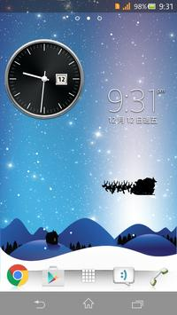 2014 Christmas Live Wallpaper poster