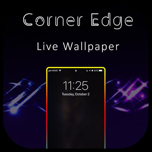 Screen Border Light Rgb Lighting Live Wallpaper For Android Apk Download