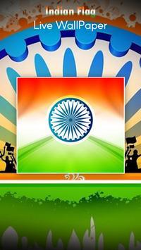 India Flag Live Wallpaper screenshot 2