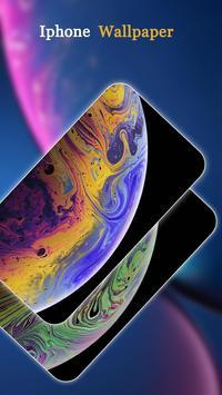 4K phone XS Max Wallpaper poster
