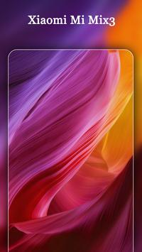 4K Xiaomi Mi Mix 3 Wallpaper screenshot 1
