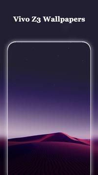 4K Vivo Z3 Wallpaper screenshot 1