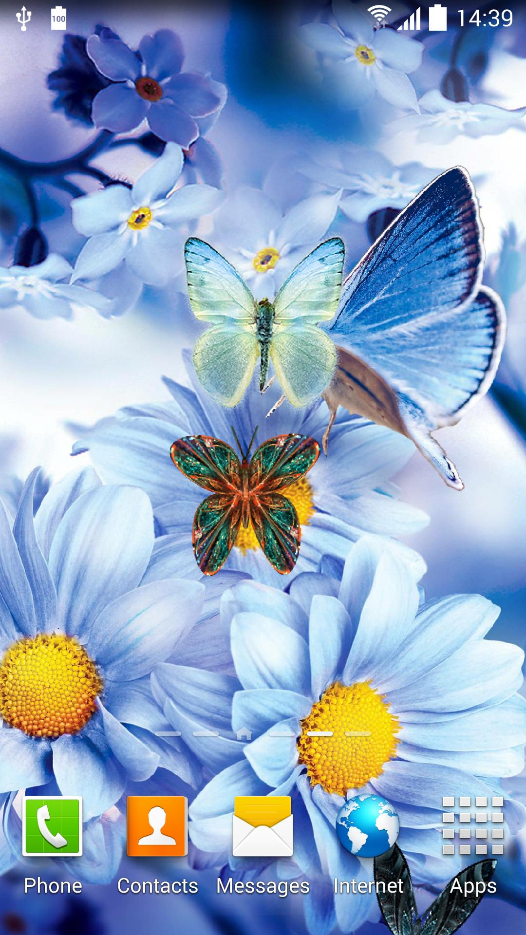 Spring Flower Live Wallpaper For Android Apk Download