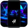 AMOLED Live Wallpapers (Black) + Automatic Changer