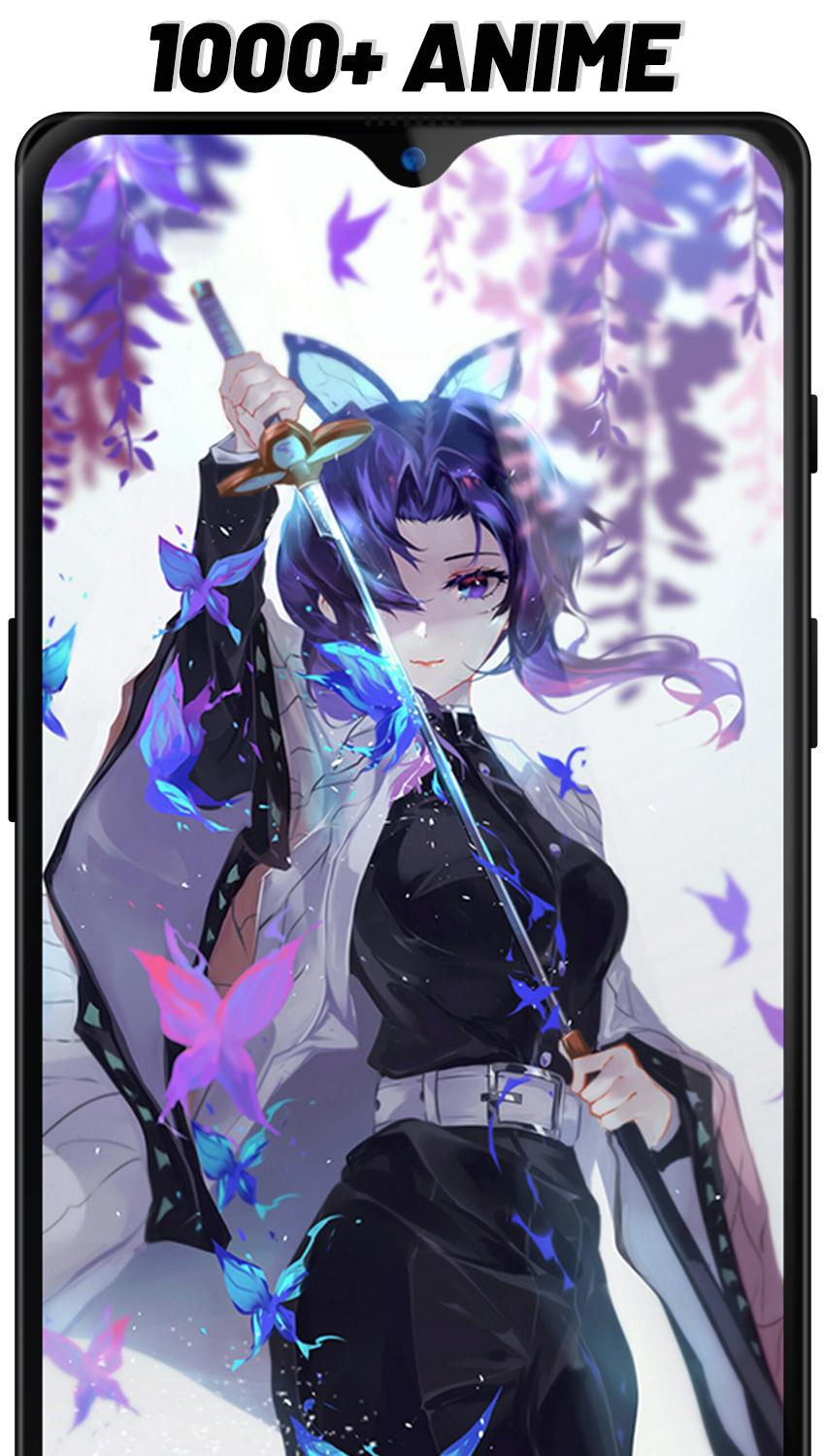 ANIME Live Wallpapers HD/4K + Automatic Changer APK 1.5 ...