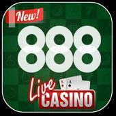 888CASINO - LIVE GAMES icon