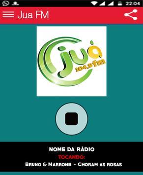 Juá FM - Conceição do Coité - BA poster