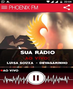 PHOENIX FM poster