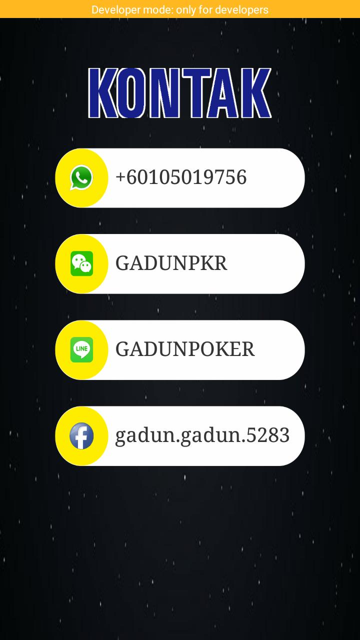 Idn Poker Pkv Livechat For Android Apk Download
