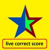 bet tips live correct score icône